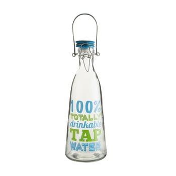 Sticlă pentru apă cu dop ceramic Premier Housewares, 1000 ml imagine