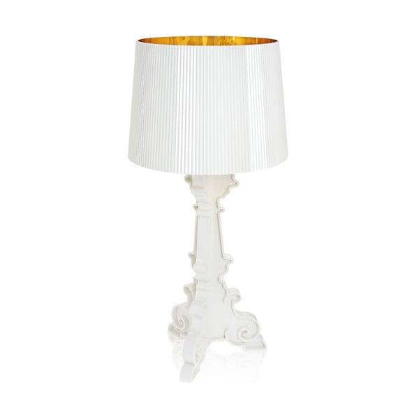 Lampa Bourgie, bílá