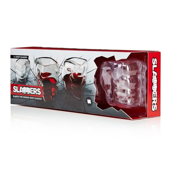 Panákové skleničky Slammers