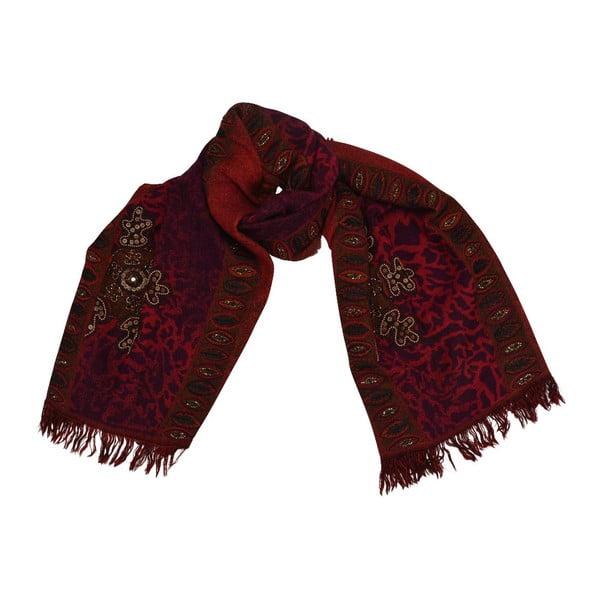 Vlněný šátek Shirin Sehan - Dana Fiesta