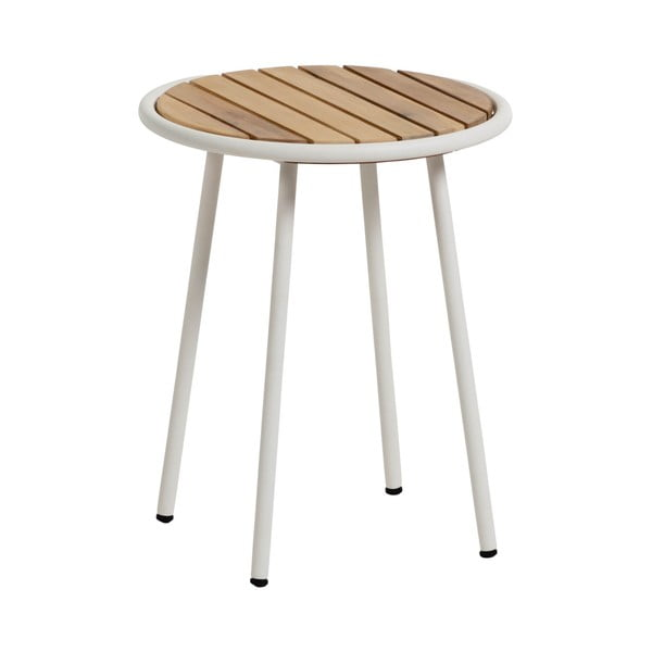 Príručný stolík La Forma Robyn, ⌀ 40 cm