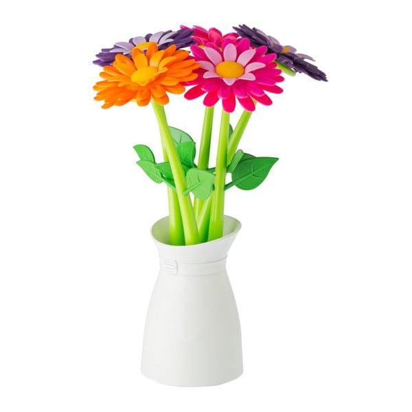 Sada 5 propisek se stojánkem Vigar Floral