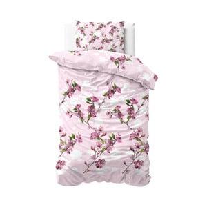 Povlečení Sleeptime Flower Blush, 140 x 220 cm