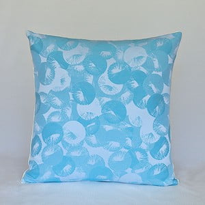 Polštář s výplní Turquoise Rings, 50x50 cm