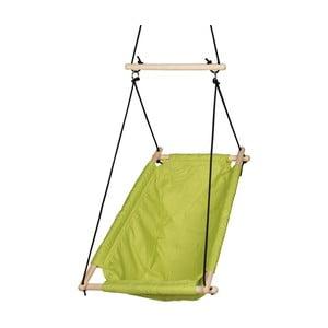 Zelená dětská závěsná kolébka Roba Kids Hang