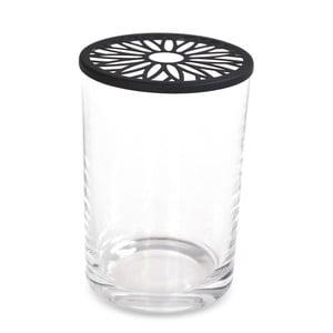 Skleněná váza s víkem Interiörhuset Daisy, ⌀10cm