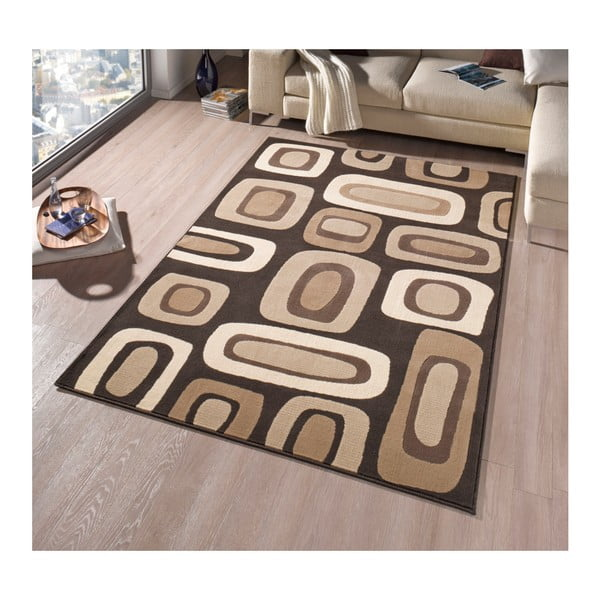 Koberec Hanse Home Hamla Willy Brown, 80 x 200 cm