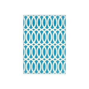 Modrý koberec Schweda, 200x290 cm