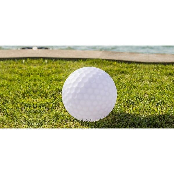 Zahradní náladové světlo Golfball, 25 cm