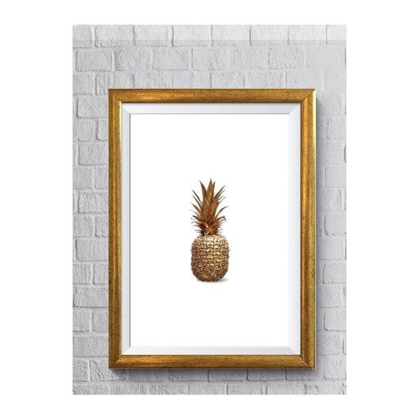 Plakát v rámu Piacenza Art Pineapple, 30x20cm