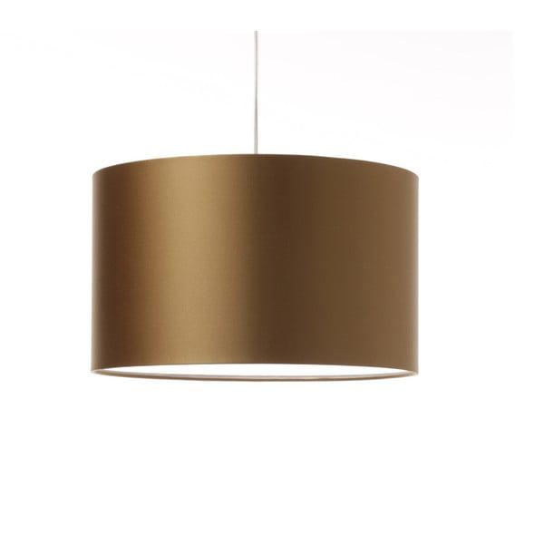 Zlaté stropní světlo 4room Artist, variabilní délka, Ø 42 cm
