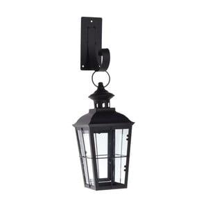 Nástěnná lucerna Romantic Black