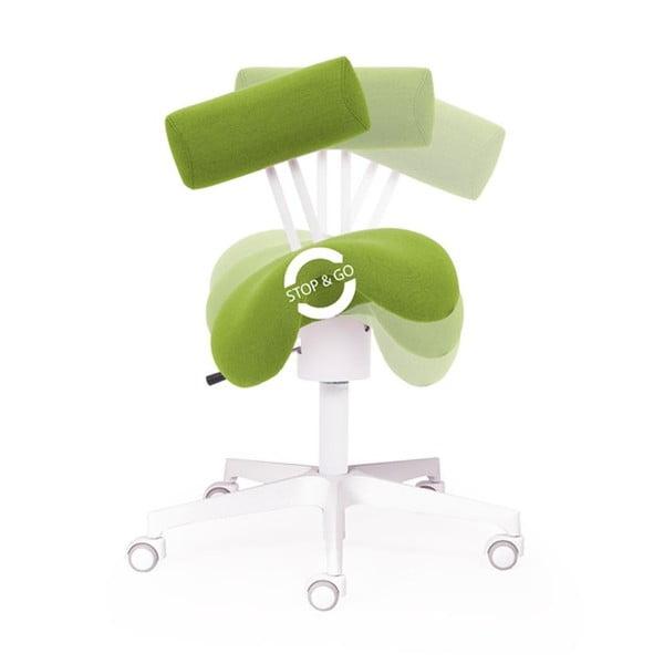 Kancelářské křeslo Ergo Flex WT, zelené
