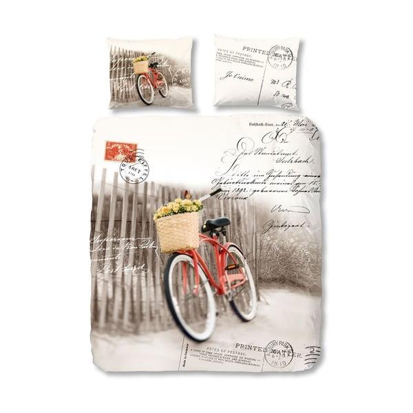 Povlečení Bicycle Multi, 200x200 cm