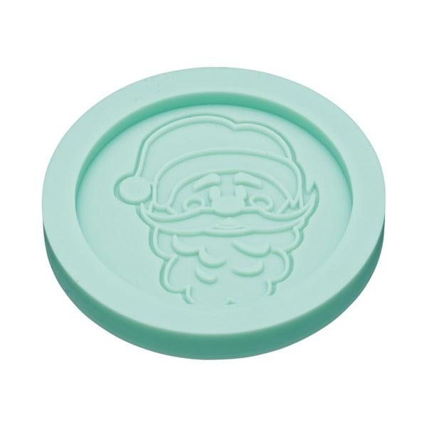 Silikonová forma na dortové ozdoby Santa