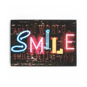 Tablou Graham & Brown Smile, 100 x 70 cm
