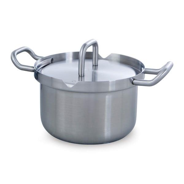 Nerezový hrnec BK Cookware Q-linair Master, 16 cm