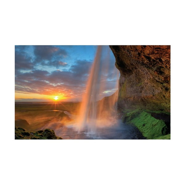 Fotoobraz Waterfall, 51x81 cm