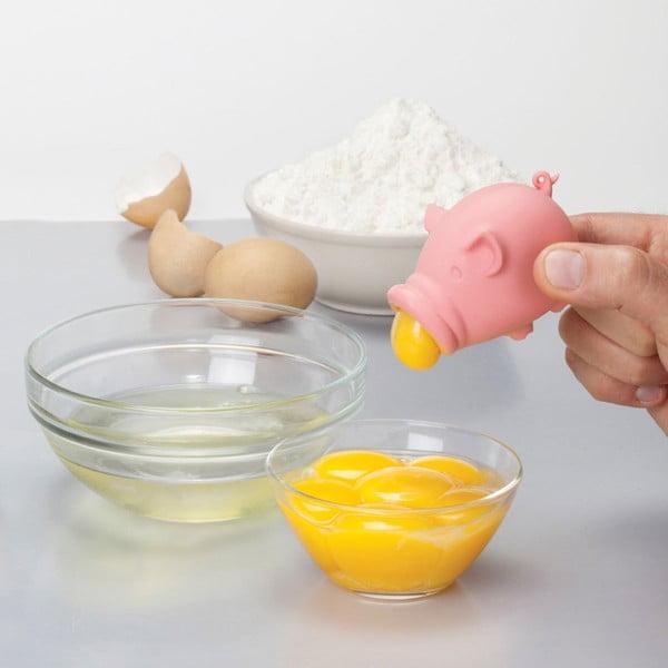 Oddělovač žloutků od bílků Yolk Pig