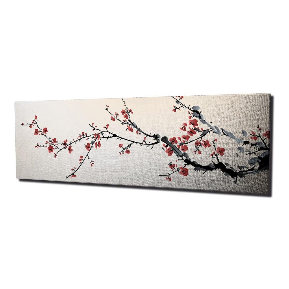 Obraz na plátně Sakura, 80 x 30 cm