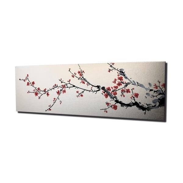 Obraz na płótnie Sakura, 80x30 cm