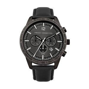 Černé dámské hodinky French Connection Veva