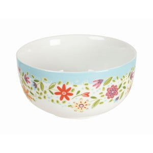 Miska Churchill China Caravan Polruan, 13 cm