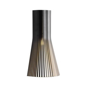 Nástěnné svítidlo Secto 4231 Black, 45 cm