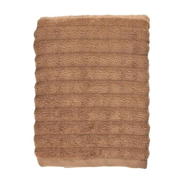 Prime Amber borostyánbarna pamut törölköző, 70 x 140 cm - Zone