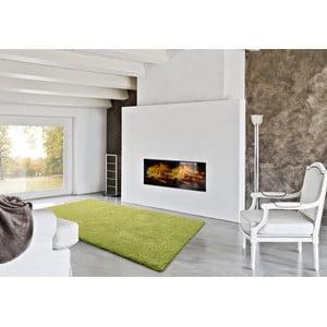 Zelený koberec Universal Catay, 100 x 150 cm