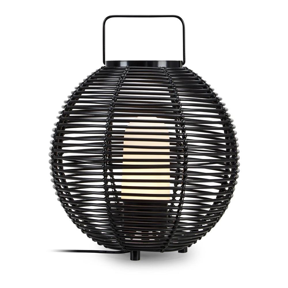 Černá stolní lampa Markslöjd Sage Table 1L