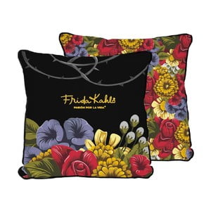 Oboustranný polštář Madre Selva Frida Bunch, 45x45cm