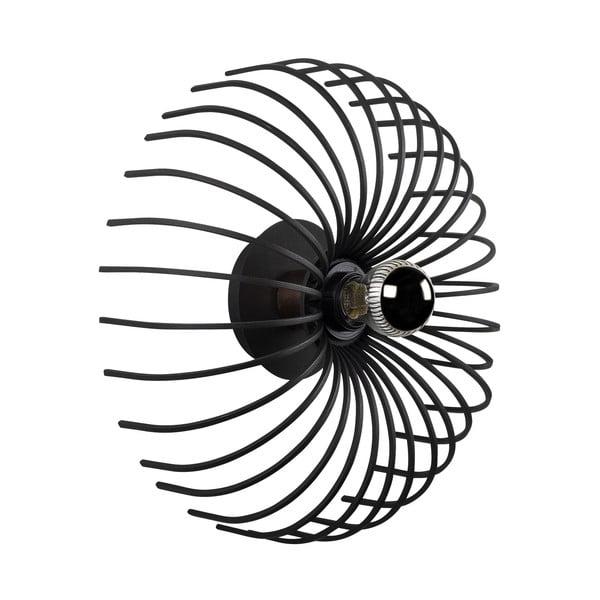 Aplică Opviq lights Aspendos, ø 36 cm, negru