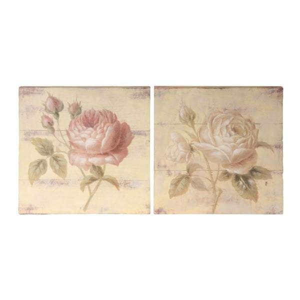 Set 2 obrazů Roses