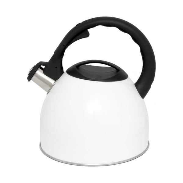Konvice na čaj, 2.5 l, bílá