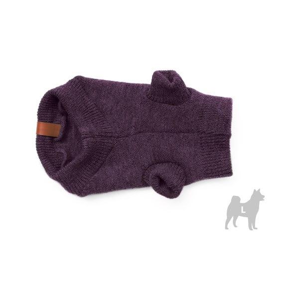 Fialový svetřík pro psy Marendog Trip, vel. L