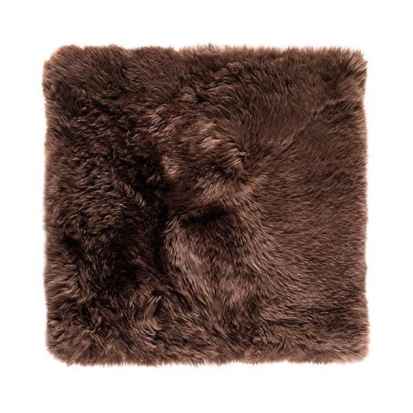 Hnědý čtvercový koberec Royal Dream Zealand