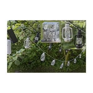 Set 2 șiraguri luminoase cu LED Boltze Lantern, 210 cm