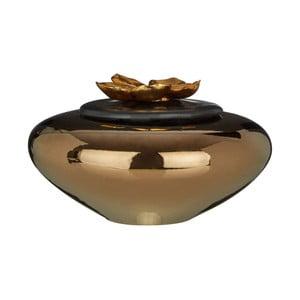 Dekorativní dóza Premier Housewares Floral, ⌀25cm