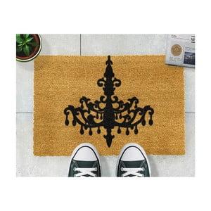 Preș Artsy Doormats Chandelier, 40 x 60 cm