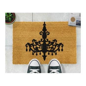 Covor intrare Artsy Doormats Chandelier 40 x 60 cm