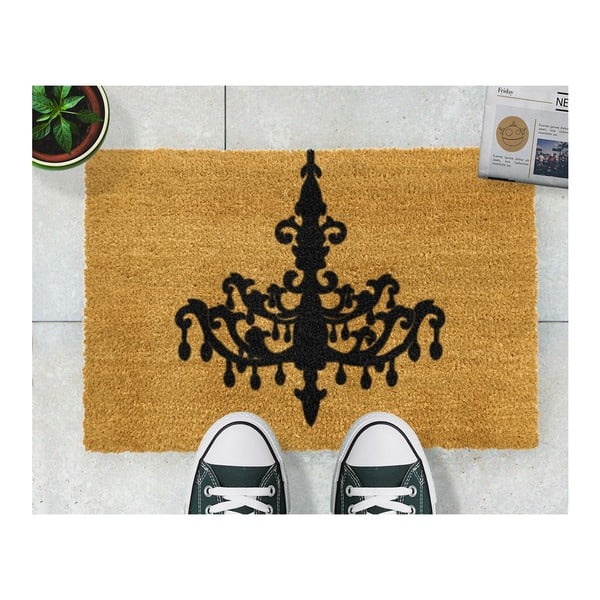 Wycieraczka Artsy Doormats Chandelier, 40x60 cm