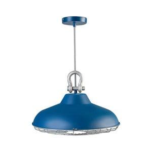 Modré stropní svítidlo ETH Industry