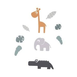 Samolepky na zeď Done by Deer Tiny Tropics