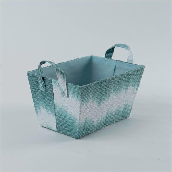 Zielony koszyk Compactor Tie And Dye