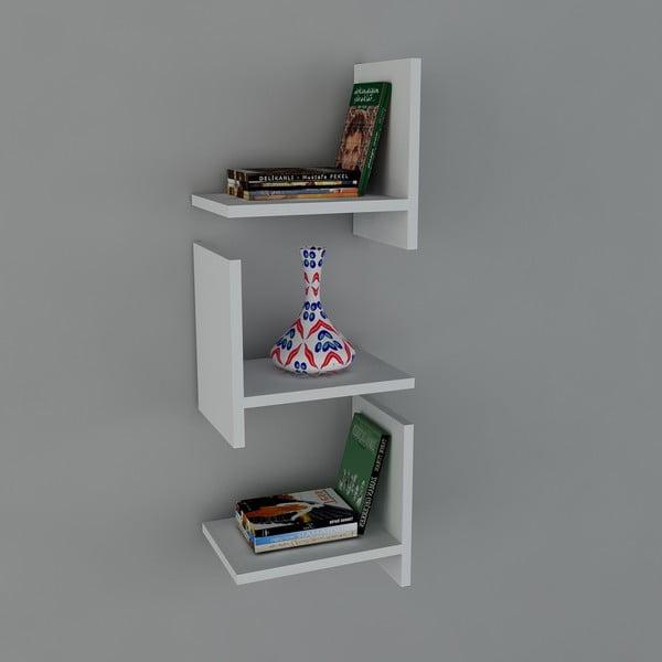 Police Demand Book White, 22x32x90 cm