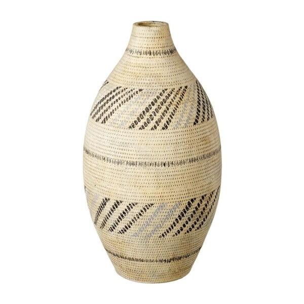 Váza Larache, 43x23x23 cm