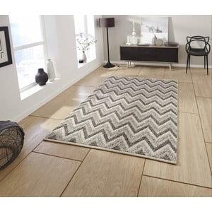 Ručně tkaný koberec Think Rugs Alpha Natural,  120 x 170cm