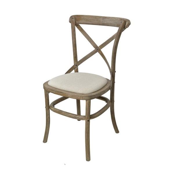 Jídelní židle z topolového dřeva Livin Hill Limena