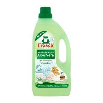 Detergent tip gel pentru rufe delicate Frosch, 1,5l(22 spălări) imagine
